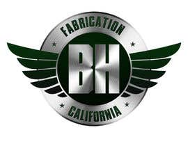 #150 para Design a Logo for BH Fabrication por lubinlouis