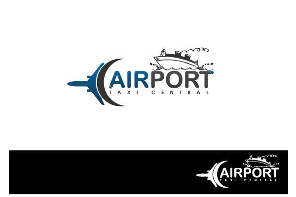 Contest Entry #29 for Design a Logo for AIRPORT TAXI CENTRAL