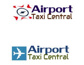 nº 23 pour Design a Logo for AIRPORT TAXI CENTRAL par manildamle