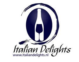 #39 para Design a Logo for Italiandelights.nl por manuel0827