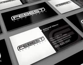 #8 untuk Design some Business Cards for Our Auto Parts Company oleh midget