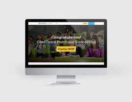 Nro 1 kilpailuun Design 1 landing page for an IQ testing website käyttäjältä dreamlineproduct