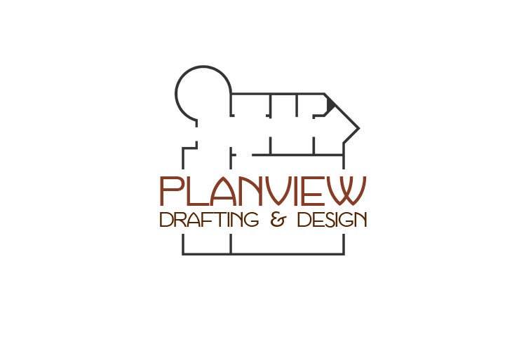 Bài tham dự cuộc thi #25 cho Design a Logo for PlanView Drafting & Design