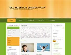 #9 untuk Web Design for Youth Outdoor Adventure and Service Organization website oleh jcitbournemouth
