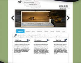 Nro 7 kilpailuun Web Design for Youth Outdoor Adventure and Service Organization website käyttäjältä allynutz