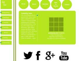 Nro 4 kilpailuun Web Design for Youth Outdoor Adventure and Service Organization website käyttäjältä MGTHEBOSS