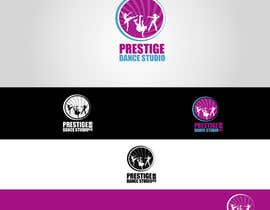 #62 para Design a Logo for Prestige Dance Studio por rimskik