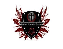 #18 for Design a T-Shirt for Calvary Christian College by TSZDESIGNS