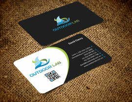 #70 cho Design some Business Cards for Outdoor Lab *UPDATE* bởi ezesol