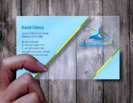 #43 cho Design some Business Cards for Outdoor Lab *UPDATE* bởi PredragNovakovic