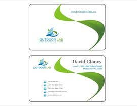 saliyachaminda tarafından Design some Business Cards for Outdoor Lab *UPDATE* için no 90