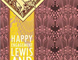 nº 19 pour DESIGN SOME POSTERS FOR OUR ENGAGEMENT PARTY par cinzwillis