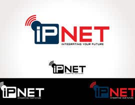 #175 para Design a Logo for IPNET por Cbox9