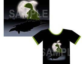 #32 for Design a Tee for Android Halloween by Radiant1976
