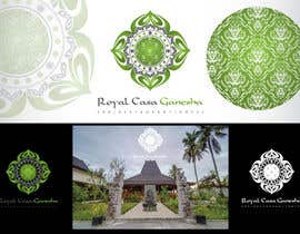 #31 for Design logo for a resort in Bali by GeorgeOrf