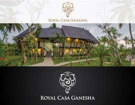 #128 for Design logo for a resort in Bali by AnaKostovic27