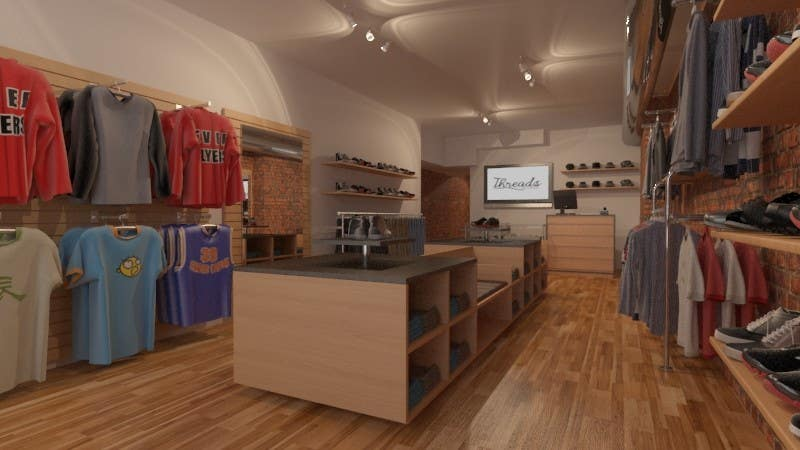 Mens Clothing Store Interior Design Ideas Images Galleries With A Bite