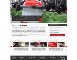 #16 cho Design a Website Dundas Agri Systems Inc bởi Pavithranmm