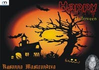 Contest Entry #5 for Design a Halloween postcard for a real estate agent