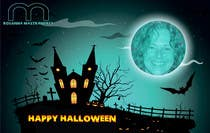 Contest Entry #4 for Design a Halloween postcard for a real estate agent
