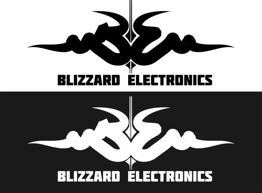 Bài tham dự cuộc thi #31 cho Design a Logo for Blizzard Electronics