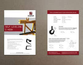 #9 for Design a Brochure for a Product af DarkoMihajlovic