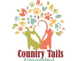 #67 for Country Tails Logo 2 by zarko992
