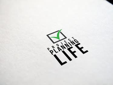 #48 for Design a Logo - Project Planning Life Blog by alizahoor001