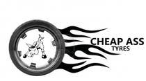"Contest Entry #20 for Design a trademark logo for  ""Cheap Ass Tires"""