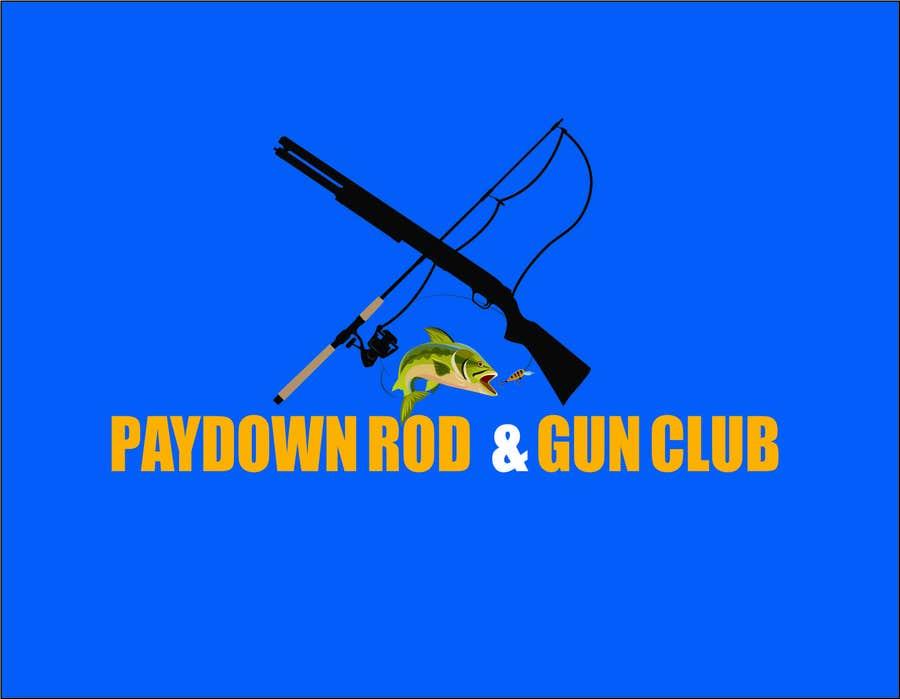 ผลงานการประกวด #16 สำหรับ Design a Logo - Paydown Rod & Gun Club
