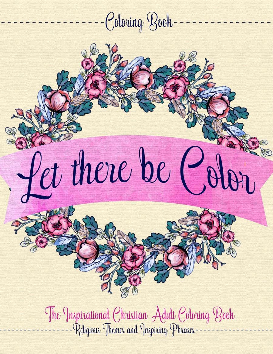 Participación en el concurso Nro.29 para Design a Coloring Book Cover