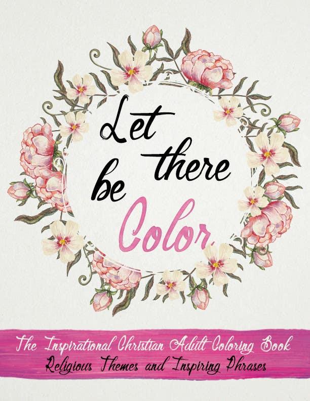 Participación en el concurso Nro.23 para Design a Coloring Book Cover