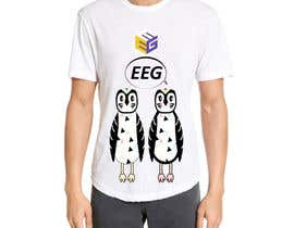 #29 para EEG Nation Design Two T-Shirt de AnnStanny