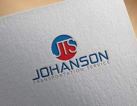#124 for JTS (Johanson Transportation Service) Logo Design by mobarok8888