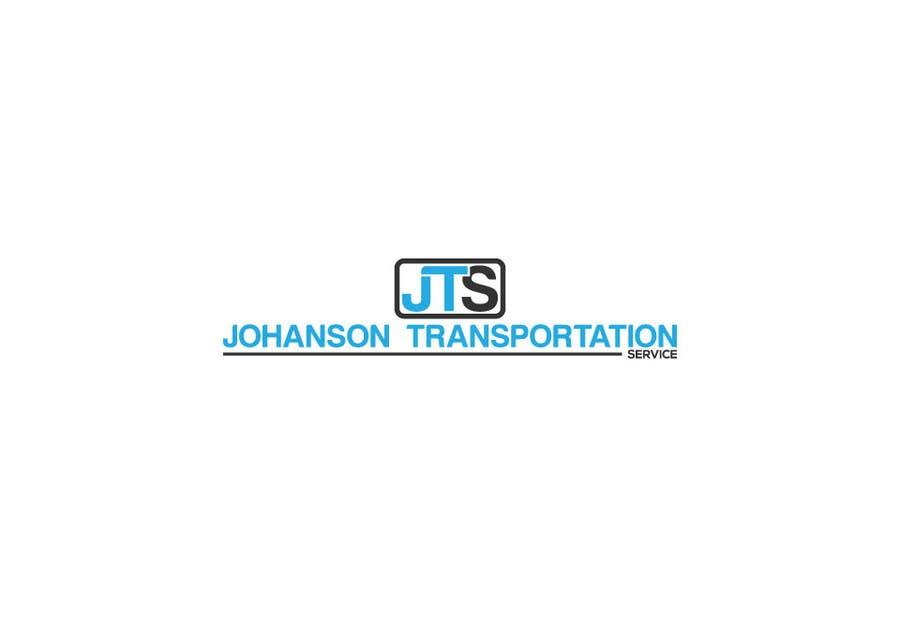 Contest Entry #77 for JTS (Johanson Transportation Service) Logo Design