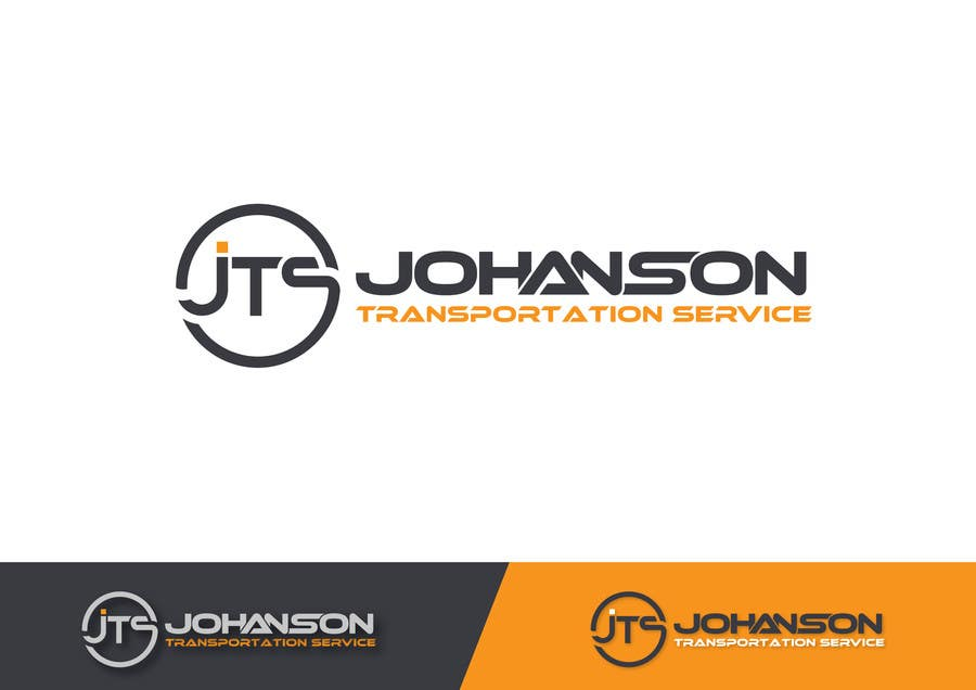 Contest Entry #58 for JTS (Johanson Transportation Service) Logo Design