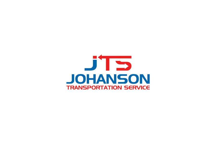 Participación en el concurso Nro.101 para JTS (Johanson Transportation Service) Logo Design