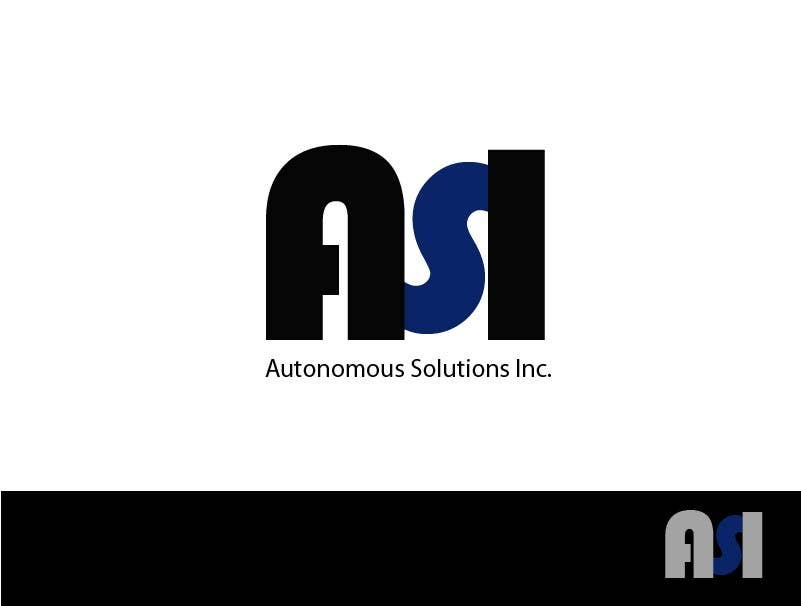 Entri Kontes #32 untukLogo Design for Autonomous Solutions Inc.