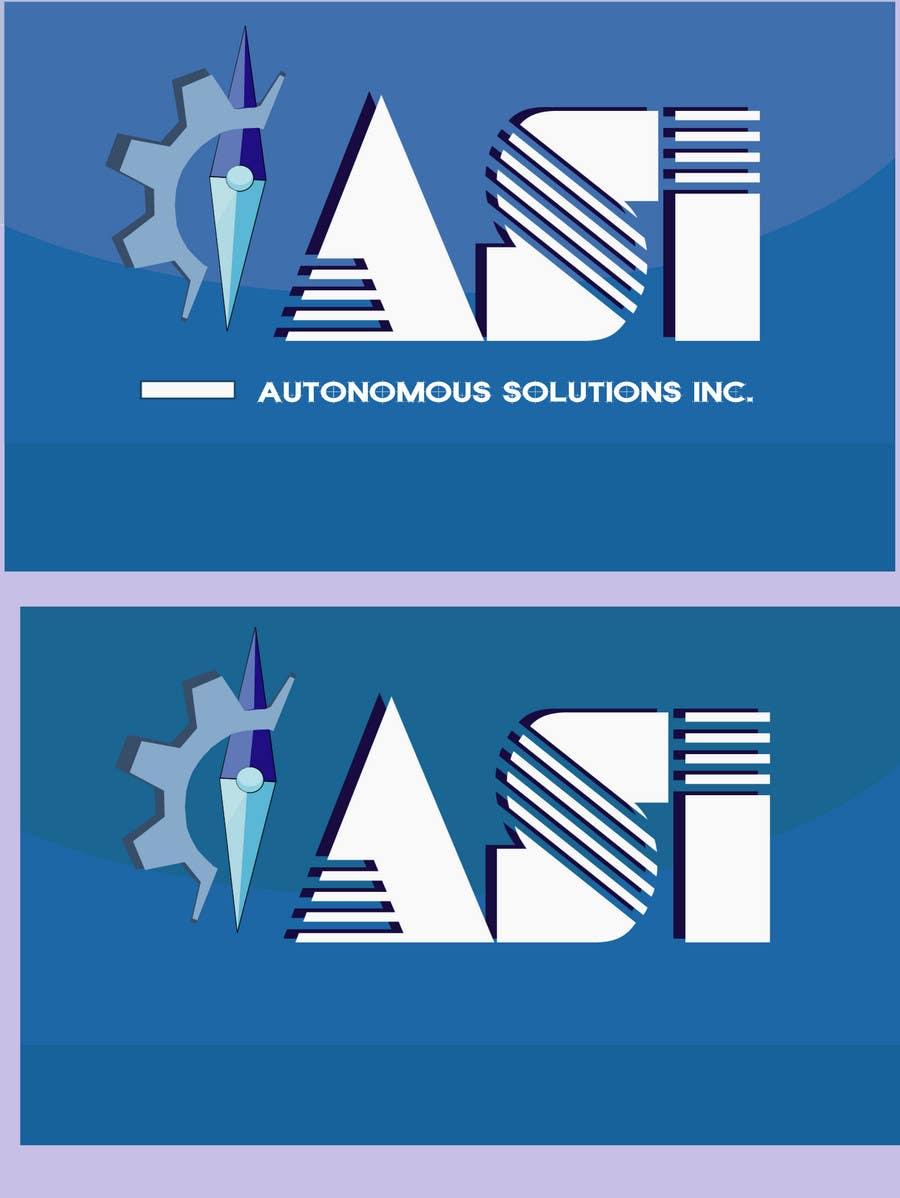Inscrição nº 78 do Concurso para Logo Design for Autonomous Solutions Inc.