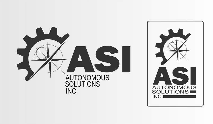 Entri Kontes #58 untukLogo Design for Autonomous Solutions Inc.