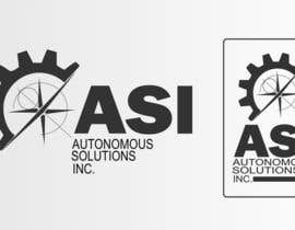 #58 for Logo Design for Autonomous Solutions Inc. by rgx207