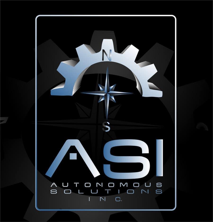Entri Kontes #147 untukLogo Design for Autonomous Solutions Inc.