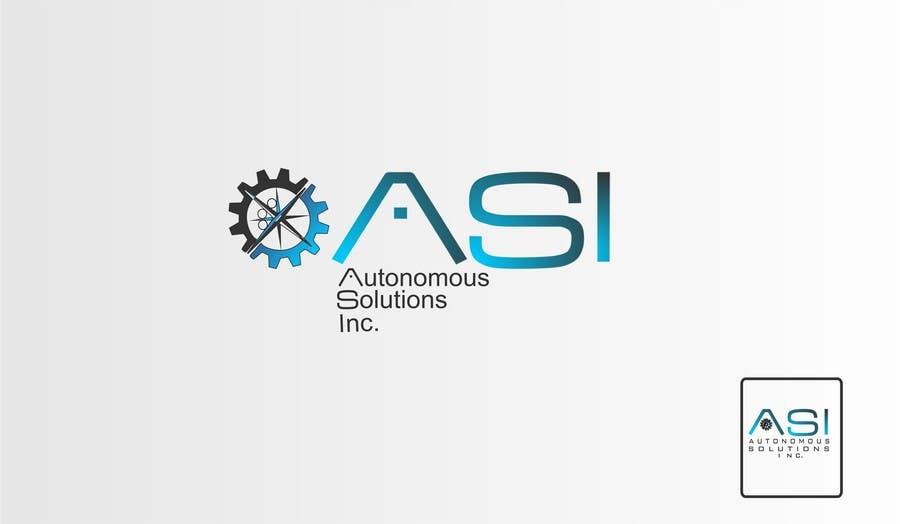 Inscrição nº 96 do Concurso para Logo Design for Autonomous Solutions Inc.