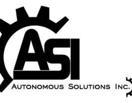 #42 para Logo Design for Autonomous Solutions Inc. por mohyehia