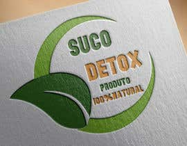 #24 para I need to development a logo for Detox Juice de carolinafloripa