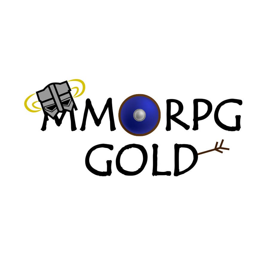 #51 for Design a Logo for a website related to game gold, game Items and power leveling service by PF0ne
