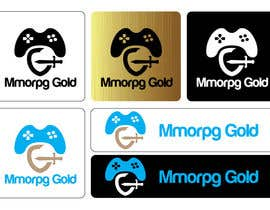 #61 for Design a Logo for a website related to game gold, game Items and power leveling service af Gerardopol
