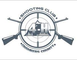 #2 для Design a Logo for a 4-H Shooting Club від natser05