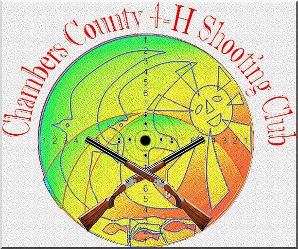 Participación en el concurso Nro.11 para Design a Logo for a 4-H Shooting Club