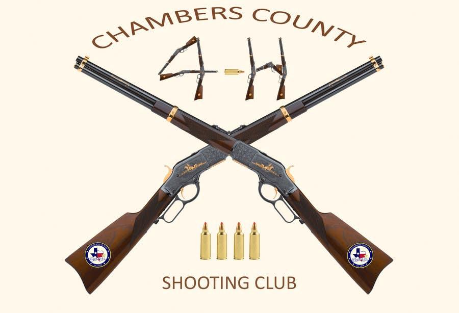 Participación en el concurso Nro.13 para Design a Logo for a 4-H Shooting Club